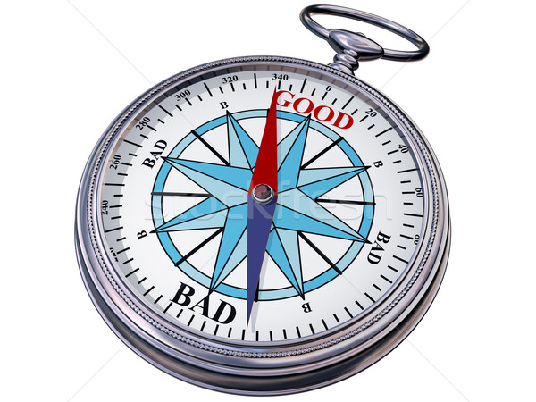 Moral compass Stock photo © paulfleet