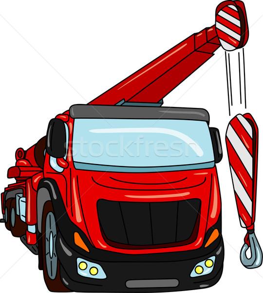 crane Stock photo © pavelmidi