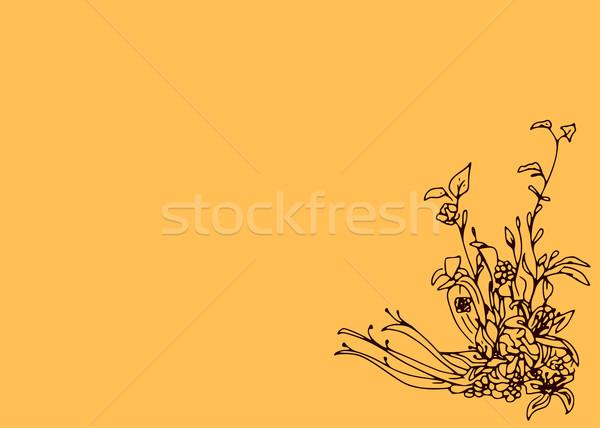 flower Stock photo © pavelmidi