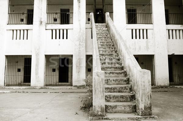 Hapis hücre güney şehir Hindistan Stok fotoğraf © pazham