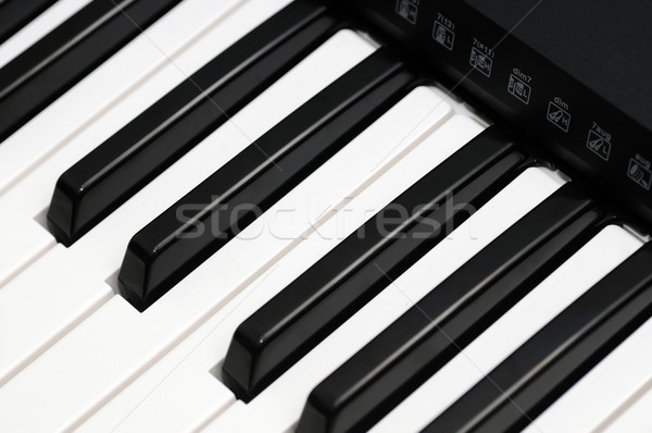 Piano Stock photo © pazham