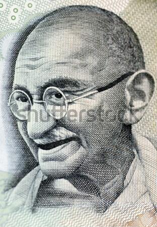 Közelkép fotó apa indiai nemzet művészet Stock fotó © pazham