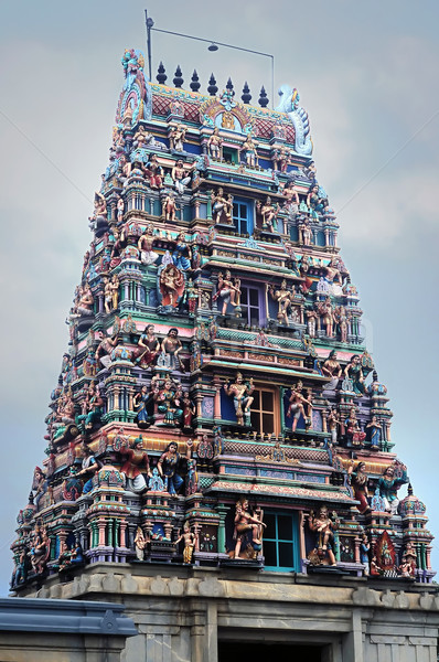 Temples Stock photo © pazham