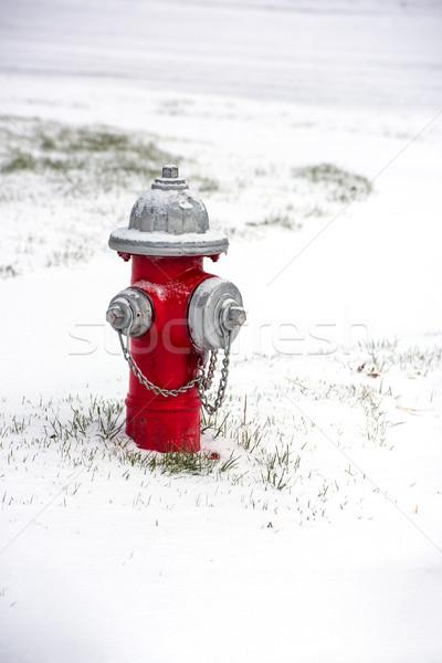 Fire Hydrant Stock photo © pazham