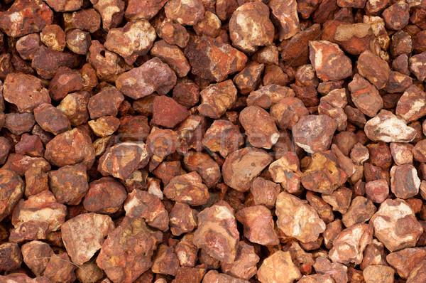 Kövek absztrakt gyűjtemény hát föld épület Stock fotó © pazham