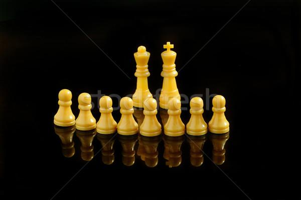 Chess Stock photo © pazham