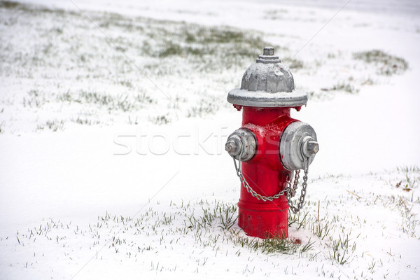 Fire Hydrant Stock photo © pazham