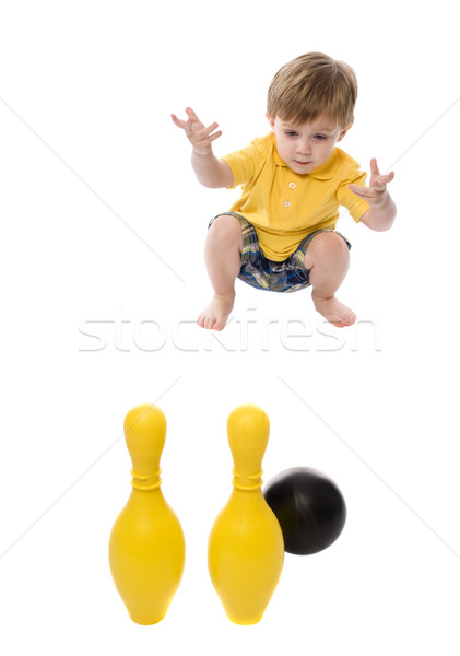 kids at play Stock photo © pdimages