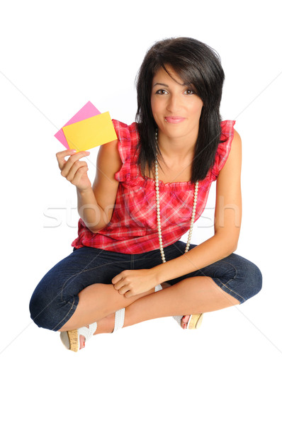 attractive woman Stock photo © pdimages