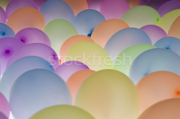 balloon scrapbook abstract Stock photo © pdimages