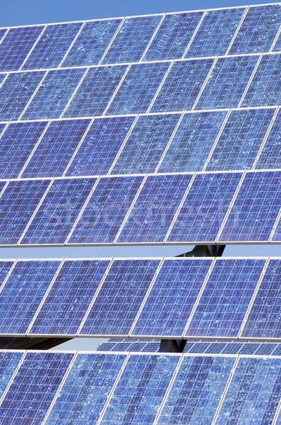 solar panel Stock photo © pedrosala