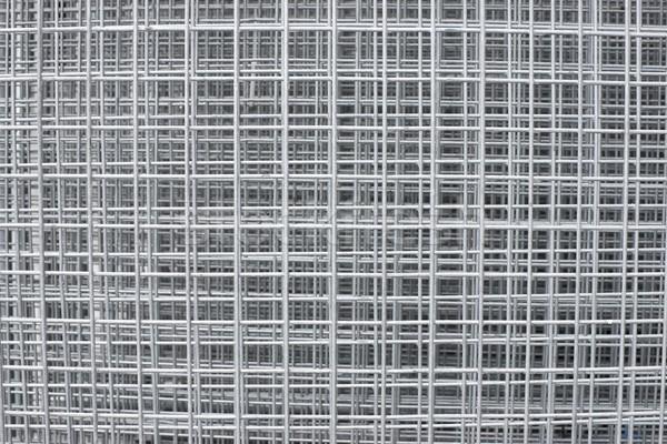 metal mesh Stock photo © pedrosala