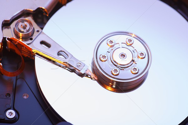 Hard disk Stock photo © pedrosala