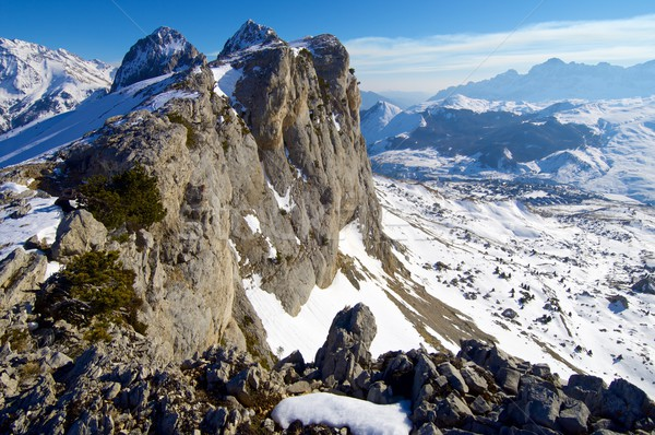 Foratata Peak Stock photo © pedrosala