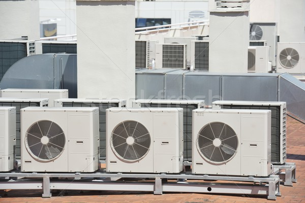 air conditioning Stock photo © pedrosala