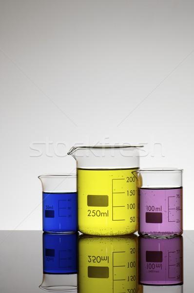 beakers Stock photo © pedrosala