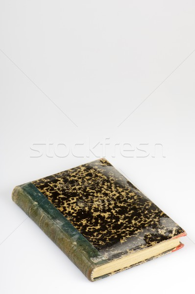 old hardcover book Stock photo © pedrosala