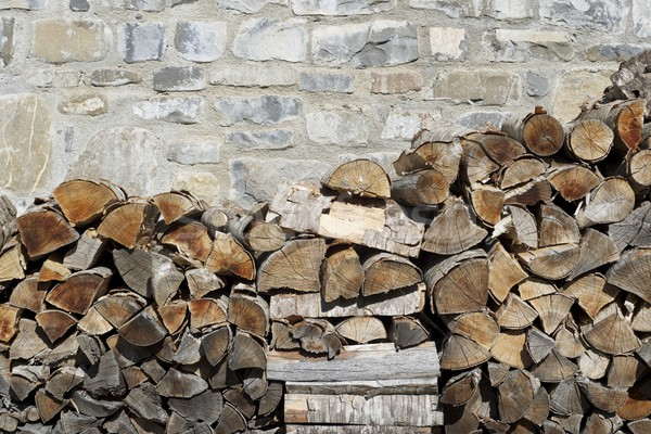 Firewood Stock photo © pedrosala
