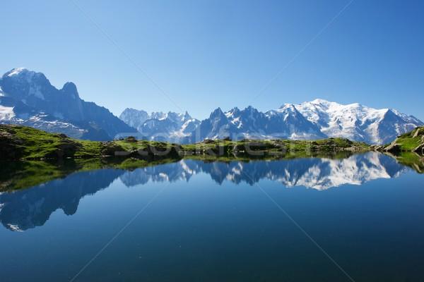 Alps Stock photo © pedrosala