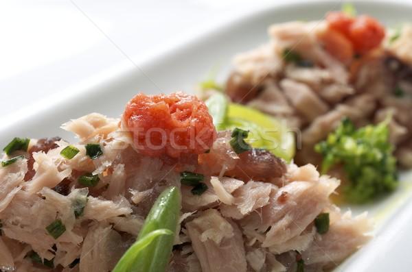 appetizer Stock photo © pedrosala