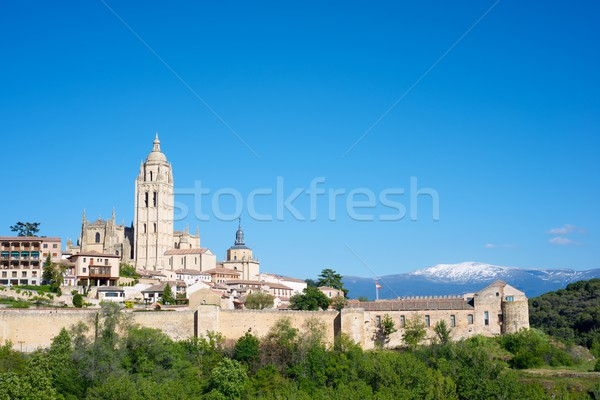 Segovia Stock photo © pedrosala