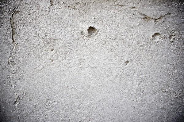 Fal öreg magas döntés textúra absztrakt Stock fotó © pedrosala