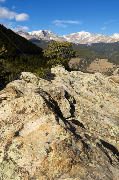 Rocky Mountain National Park Stock photo © pedrosala