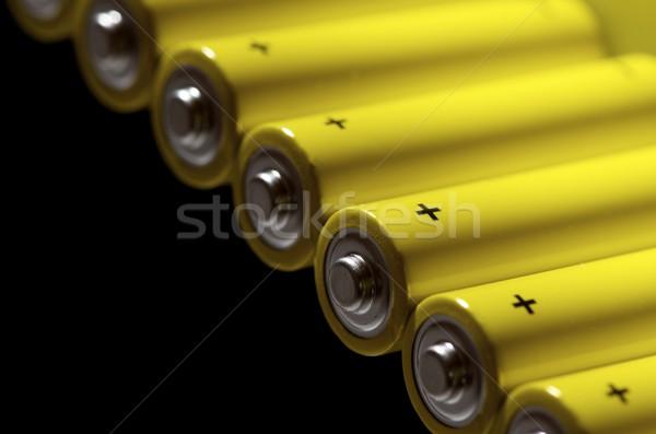 batteries Stock photo © pedrosala