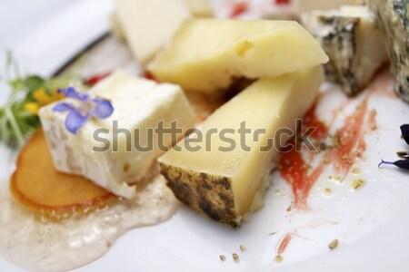 Cheese Stock photo © pedrosala