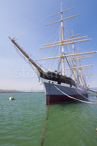 Sailboat Stock photo © pedrosala