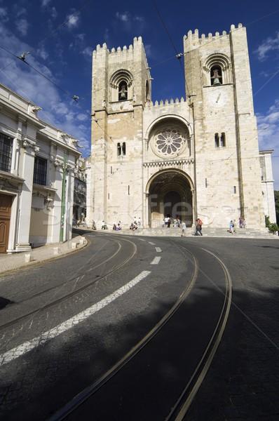 cathedral Stock photo © pedrosala