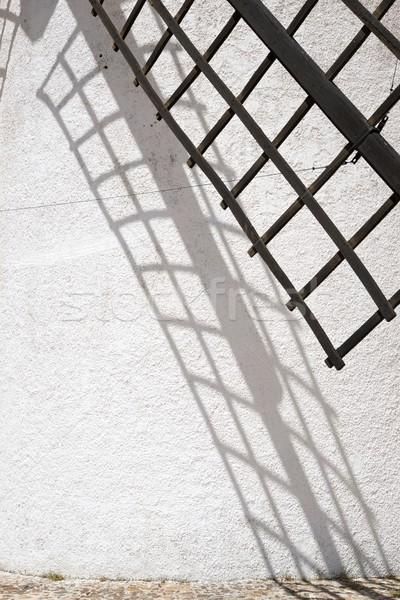 The mills of Don Quixote. Stock photo © pedrosala