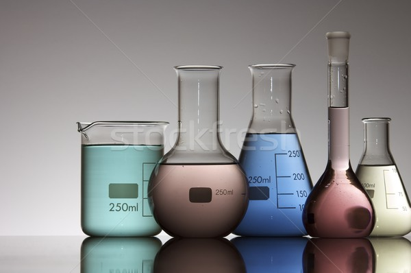 laboratory equipment Stock photo © pedrosala