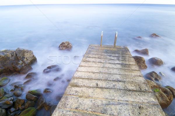 beach scene Stock photo © pedrosala