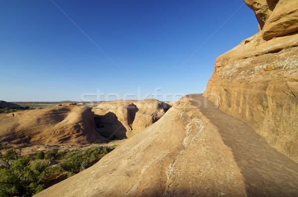 Arches National Park Stock photo © pedrosala