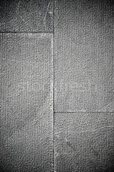 Granit gris élevé résolution mur Rock Photo stock © pedrosala