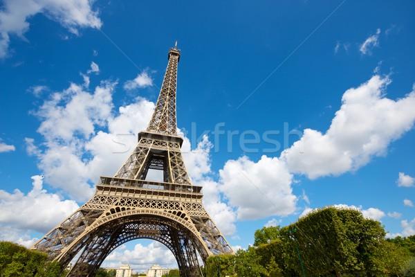 Eiffel Tower Stock photo © pedrosala