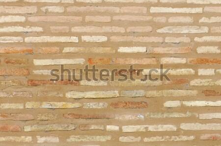 old brick wall Stock photo © pedrosala