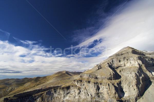 Mountain Stock photo © pedrosala