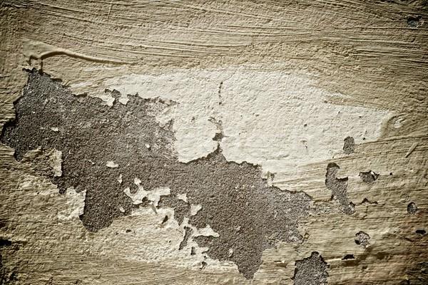 Parede velho alto textura abstrato Foto stock © pedrosala