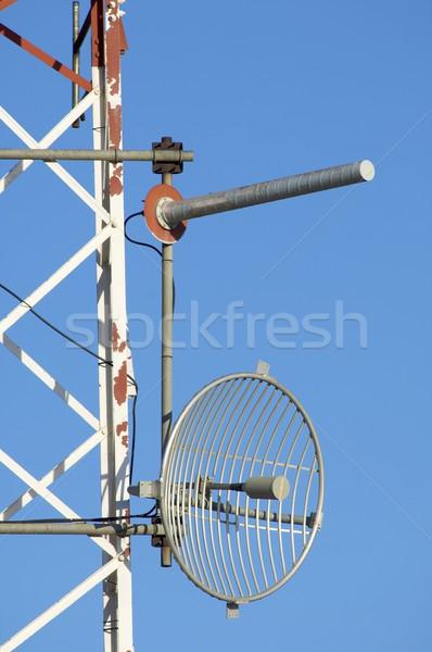 telecommunications tower Stock photo © pedrosala