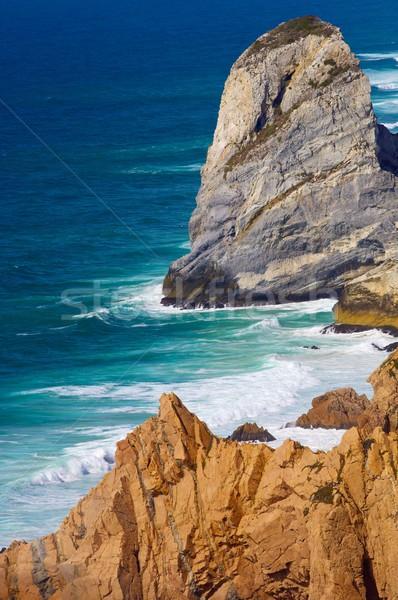 Cabo da Roca Stock photo © pedrosala