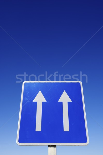 one way Stock photo © pedrosala