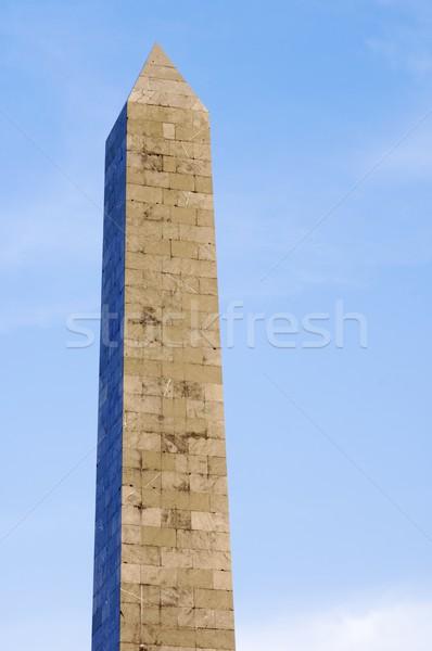 Obelisk Stock photo © pedrosala
