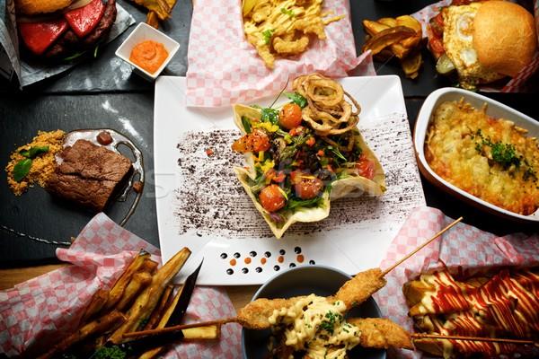 Gourmet Stock photo © pedrosala