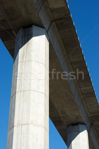 Viaduct Stock photo © pedrosala