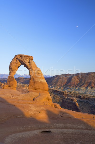 Delicate Arch Stock photo © pedrosala