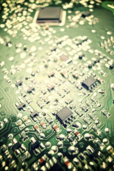 Integrated Circuit Stock photo © pedrosala