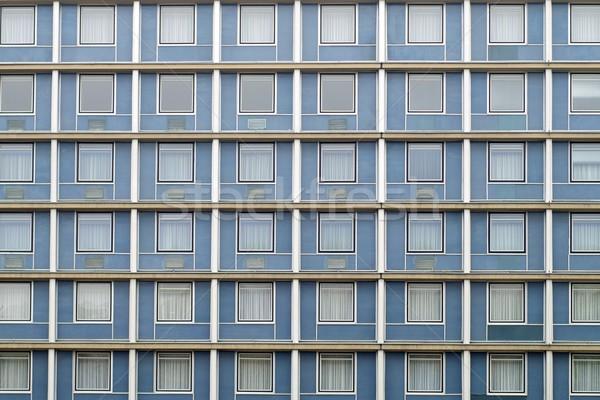 Monotonous facade Stock photo © pedrosala
