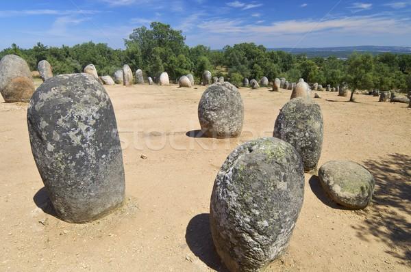 dolmens Stock photo © pedrosala